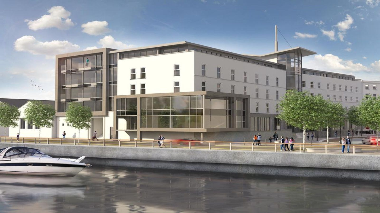 4 Tower Hotel Waterford Exterior 1600 x 900